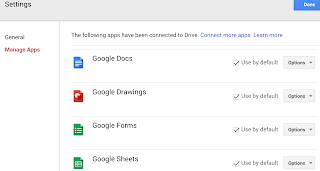 Google Sheets, Docs, etc as default word programs - Google Product ...
