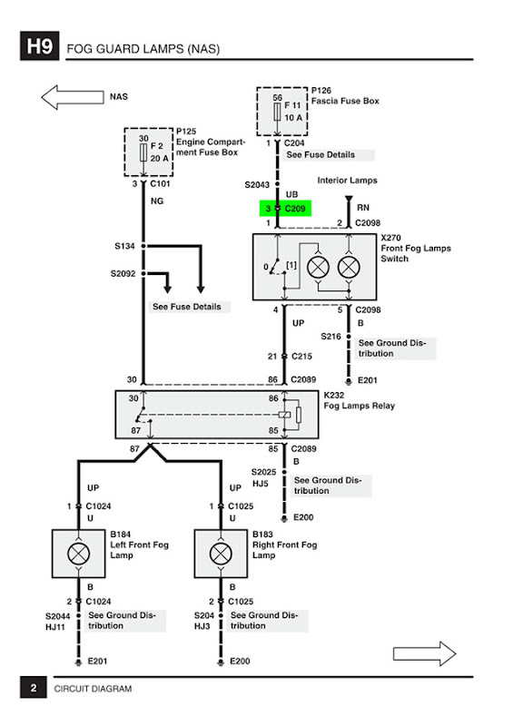 Land Rover Defender Fuel Sender Wiring Diagram Volkswagen