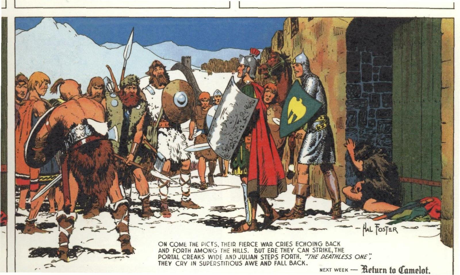 Prince Valiant Sir Gawain Friend