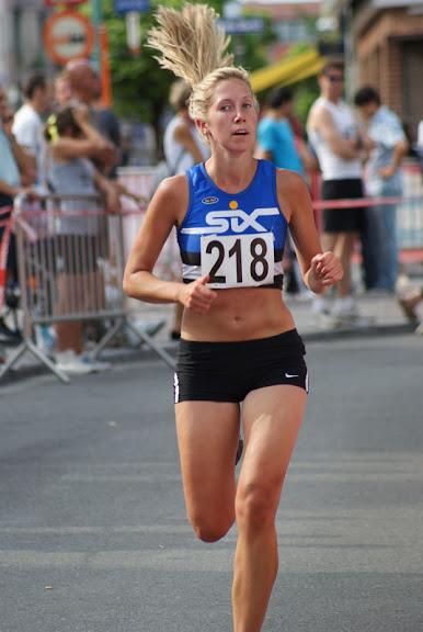 Saskia Vens, 21 juli stratenloop 2010