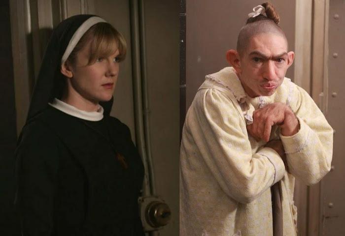 Lily Rabe interpreta Sister Mary Eunice novamente em AHS: Freak Show