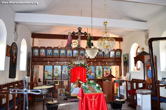 arhangel mihail skocivir 02 - Sv. Arhangel Mihail, Monastery near v. Skochivir - Photo Gallery