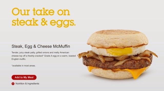 McDonald's All-Day Breakfast