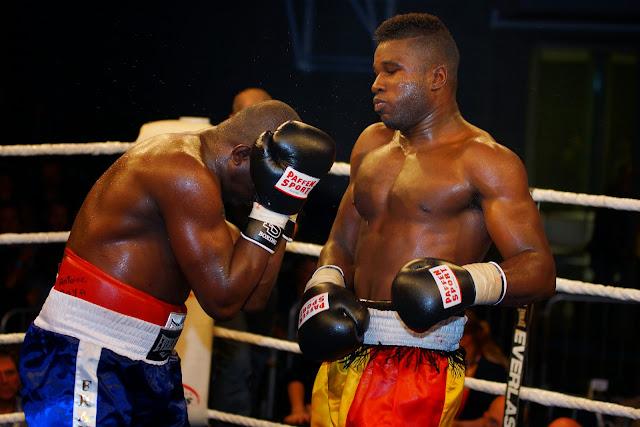 Yves Ngabu vs Antoine Boya