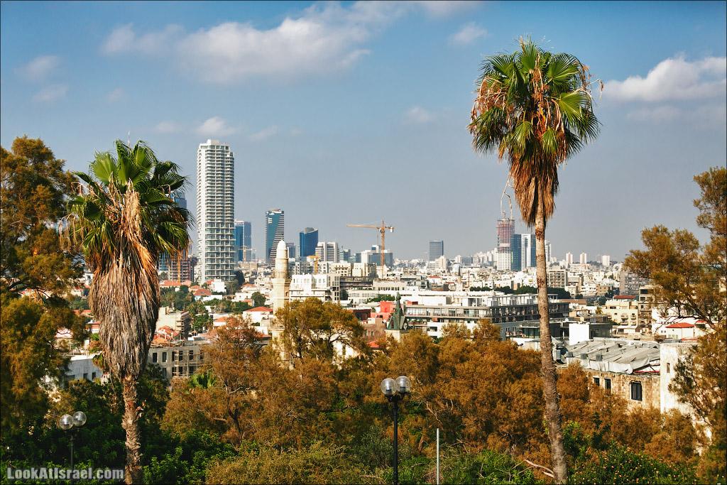 Одно фото Тель Авива