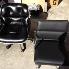 Pollock Executive Chair Replica Lowes Folding Chairs Fortysomething Geek Two Of The Nicest Mcm Office
