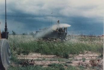 US Army spraying Agent Orange in Vietnam