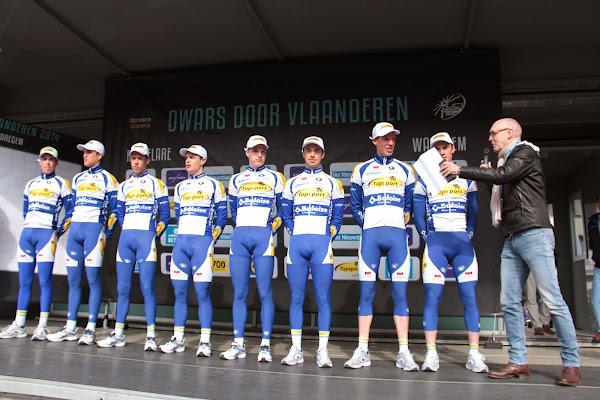 Ploeg Topsport Vlaanderen Baloise