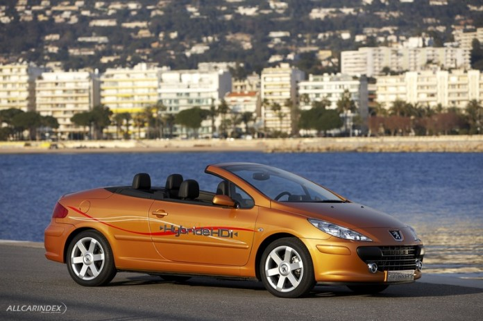 Peugeot 307 Cc Hybride Hdi All Car Index