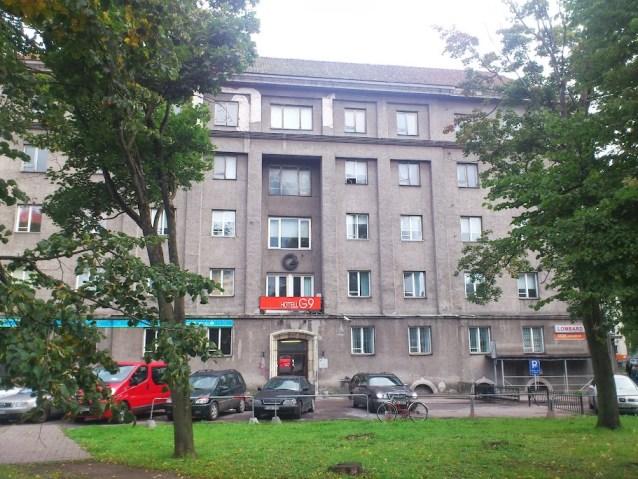 Alojamiento en Tallin