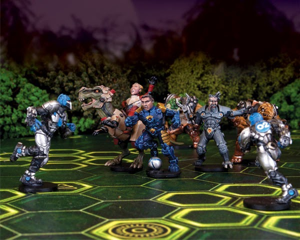 Mantic Games, Dreadball, Juegos de Especialista, blood bowl, juegos de mesa, Dreaddball Xtreme, DungeonBowl, Kickstarter, Crowdfunding,Crying Grumpies, entrance, invitation, ticket
