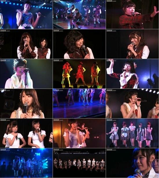 "(LIVE)(公演) AKB48 チームA ""恋愛禁止条例"" 西山怜那の生誕祭 150117"