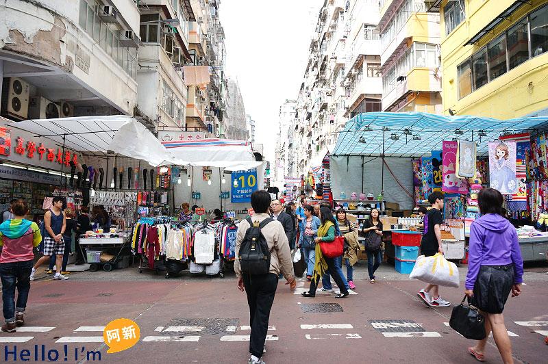 旺角景點,女人街.旺角女人街,香港女人街,香港女人街必買,香港-4