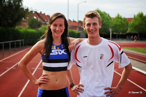 Sofie Gallein en Alexander Doom