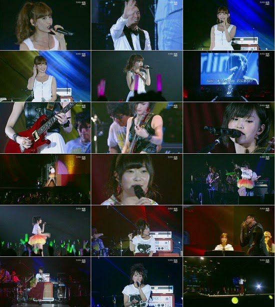 (TV-Variety)(720p) AKB48グループ 夏祭り ソロライブ 141207