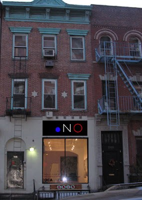 Art Gallery Interview: .NO Gallery New York