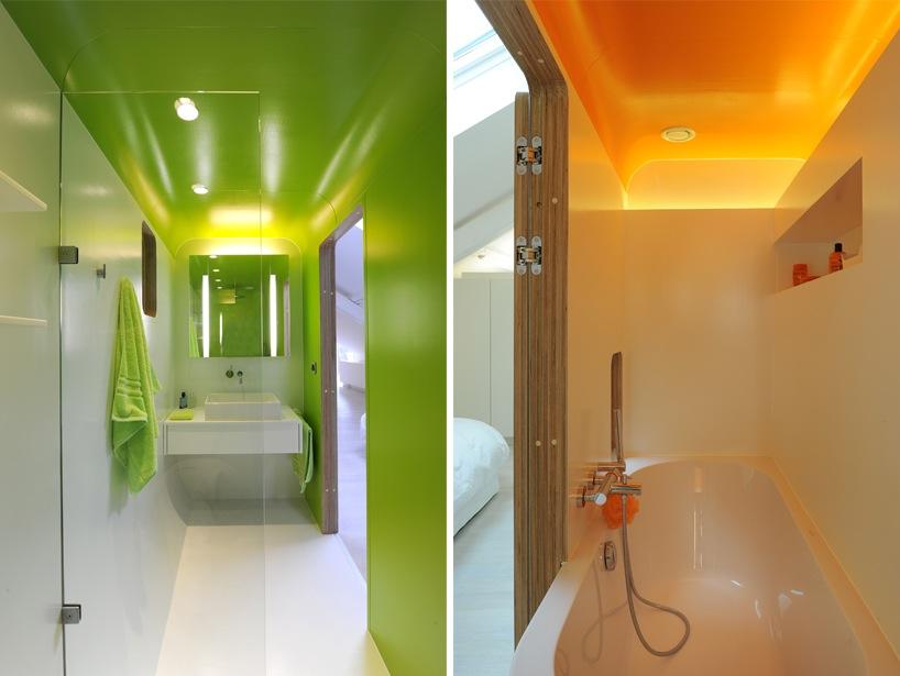 *比利時Liège的時空閣樓:Daniel Dethier柔美的衝突設計! 4