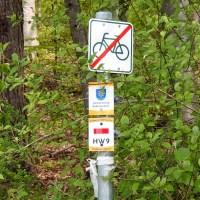 Le VTT interdit dans les Vosges
