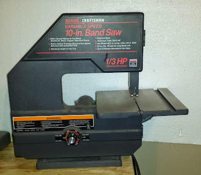 Variable Speed Bandsaw