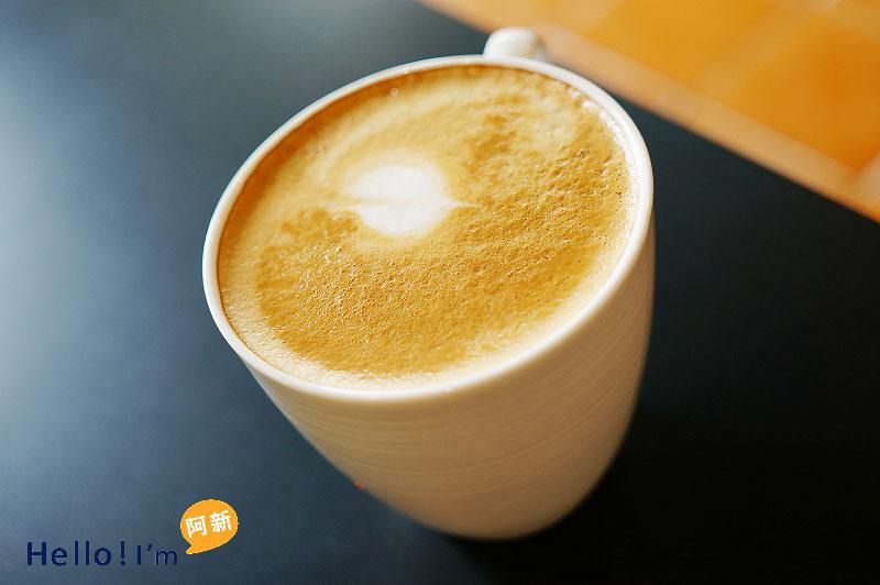 台中旅人咖啡館-7