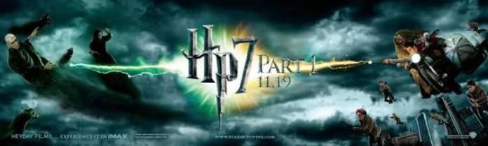 Harry Potter fue una de las sagas más taquilleras de la historia