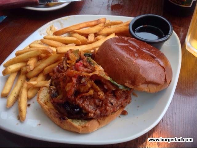 T.G.I. Friday's Secret Menu Jack Burger