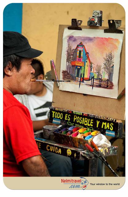 El Caminito,Buenos Aires Caminito,La Boca,Painters Buenos Aires