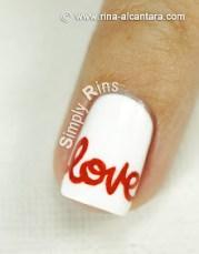 simply rins nail art love