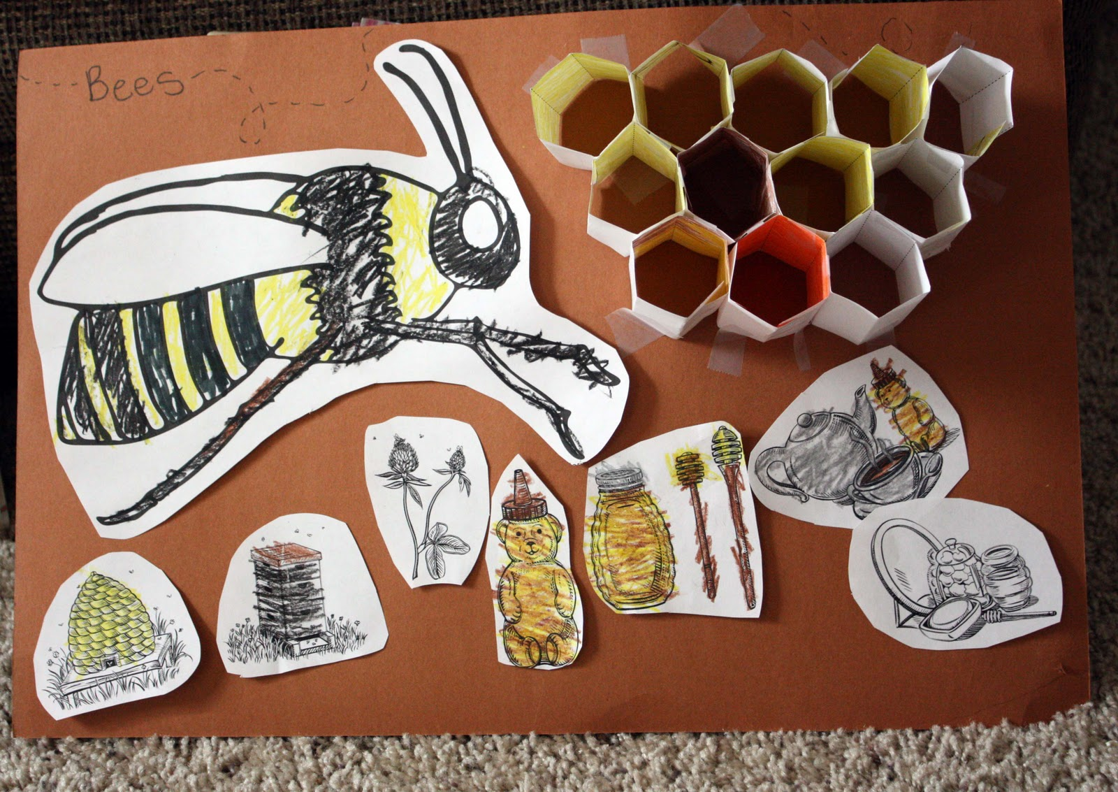 Teaching Kids About Bees They Re So Amazing She