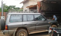 Pajero Roof Rack - Lovequilts