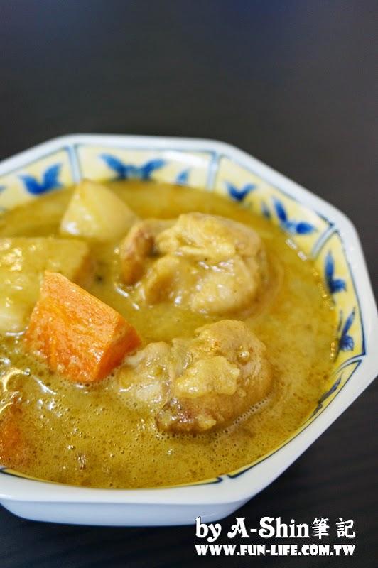 台中古坤卡泰式米食2