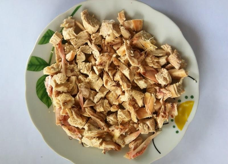 O Chaufa Carne Pollo Arroz De