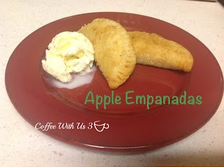 Apple Empanadas by Coffee With Us 3 #recipes