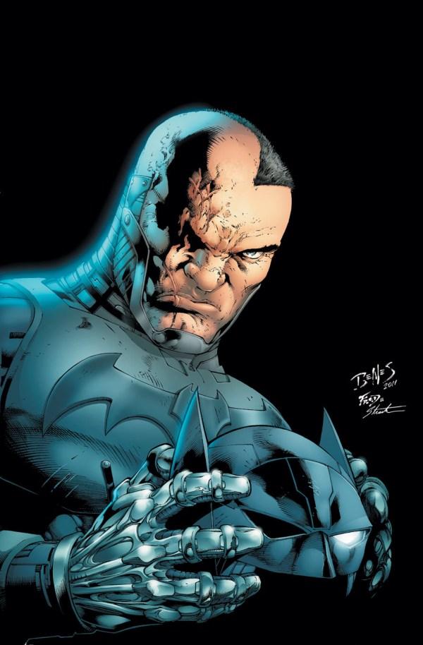 Hq Gibi Ed Benes Desenha Batman Game Dc Universe Online