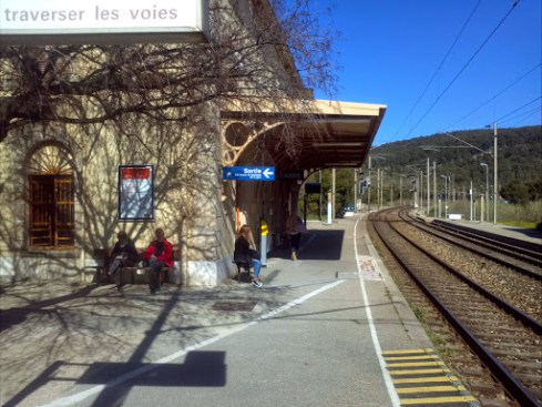 Cassis Gare