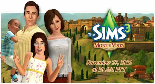 The Sims 3 Monte Vista Producers Live Chat