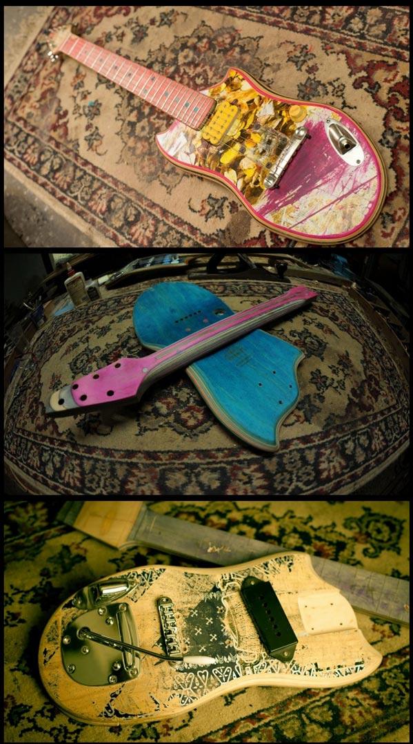 Blog Serius Serius Cool  Skate Guitar  Gutar Elektrik
