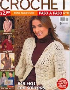 Crochet Paso a Paso Nro. 11