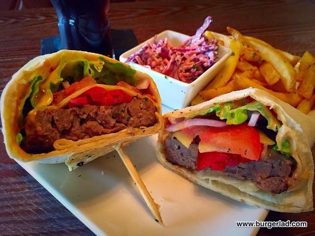 Chiquito Bandito Burrito Burger