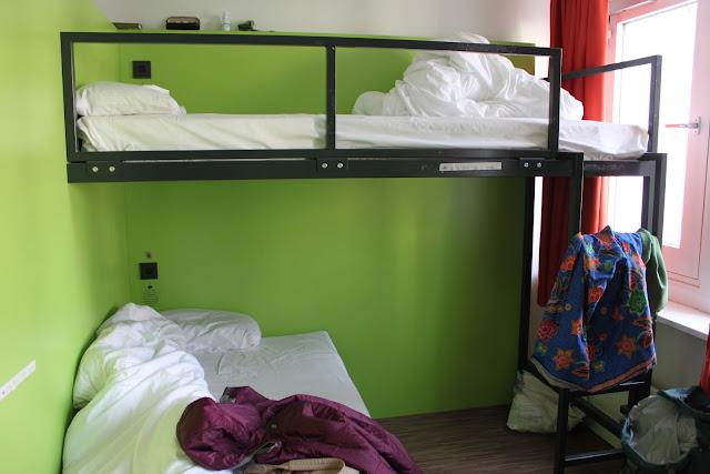 Ideal United Hostel Frankfurt
