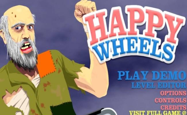 Happy Wheels Demo Version Vk