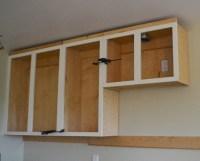 Installing Kitchen Cabinets - Momplex Vanilla Kitchen ...