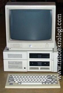 Komputer klasik IBMPCjr