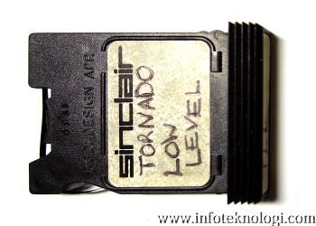 Microdrive ZX buatan Sinclair