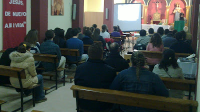 Misa de Pastoral Universitaria