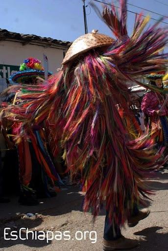 Carnaval Zoque Coiteco - Baile