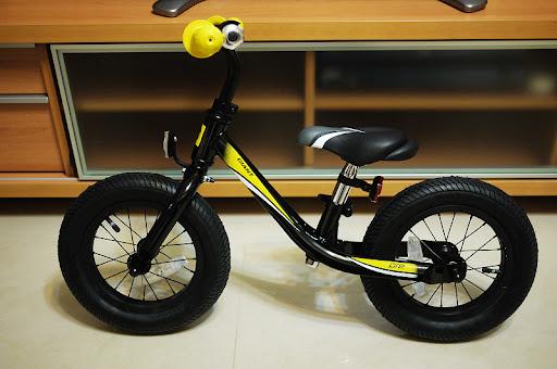 捷安特兒童滑步車--Push Bike