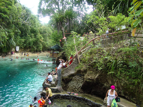 hinatuan enchanted river, hinatuan, surigao del sur
