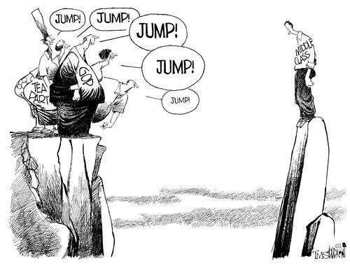 The Frustrated Teacher: Wednesday Cartoon Fun: Republican