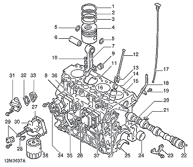 Volvo 850 Manual Transmission Diagram, Volvo, Free Engine